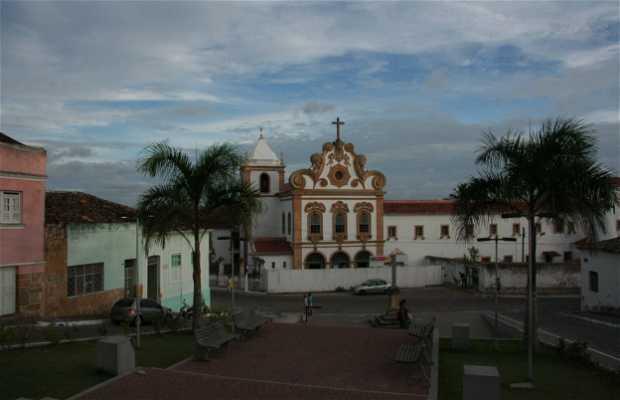 Convento Franciscano e Igreja Santa Maria dos Anjos