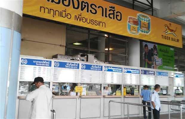 Estacion de Autobuses Mo Chit