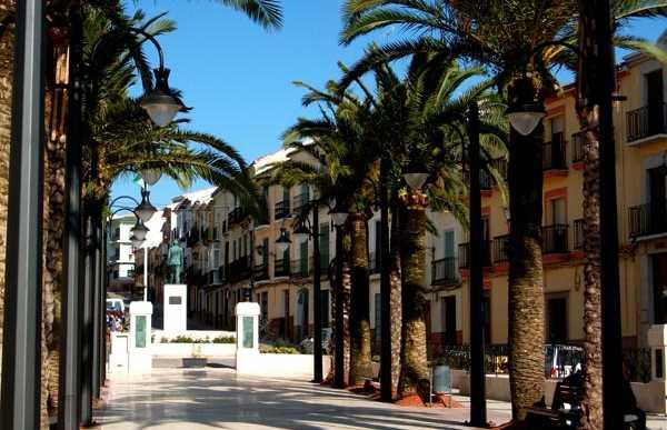 Plaza la Victoria