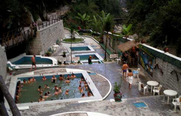 Thermal Baths of Aguas Calientes