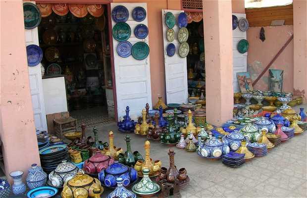 cerámica de Safi