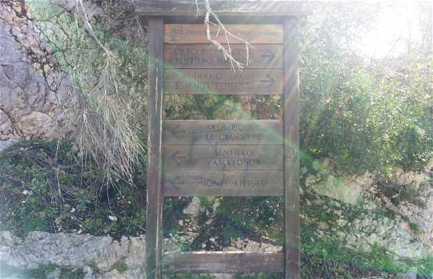 Parco naturale monti Aurunci