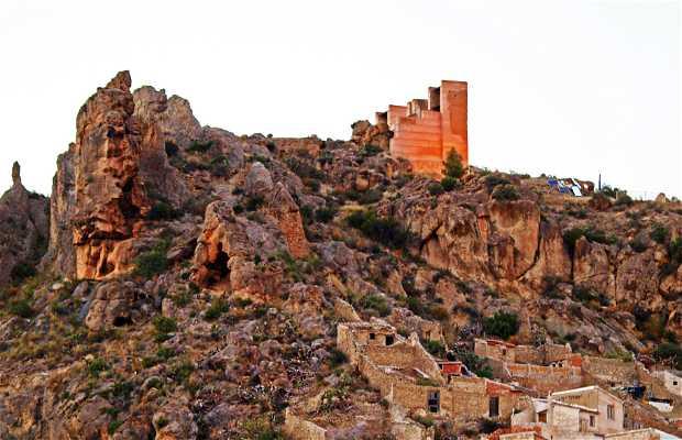Castle of Blanca