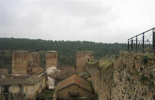 Buitrago de Lozoya Alcazar-Castle