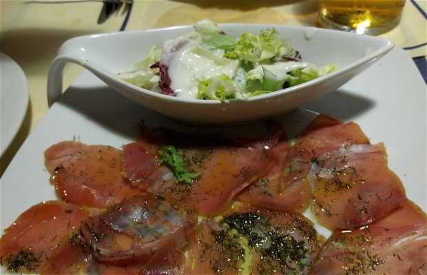 Restaurante La Giralda, Taberna