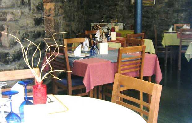 Restaurante Caferia Balneario