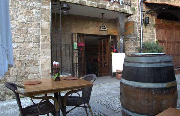 Restaurante bar Adonis