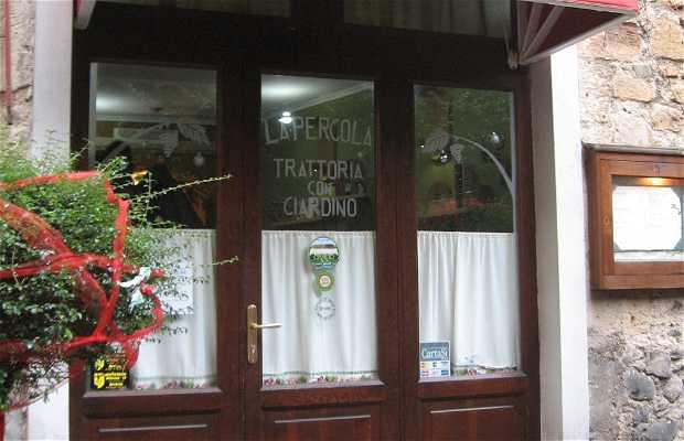 Taverne la Pergola