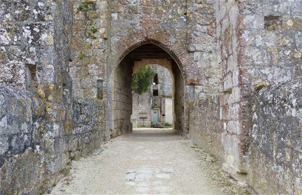 Torre y Puerta de acceso Larresingle