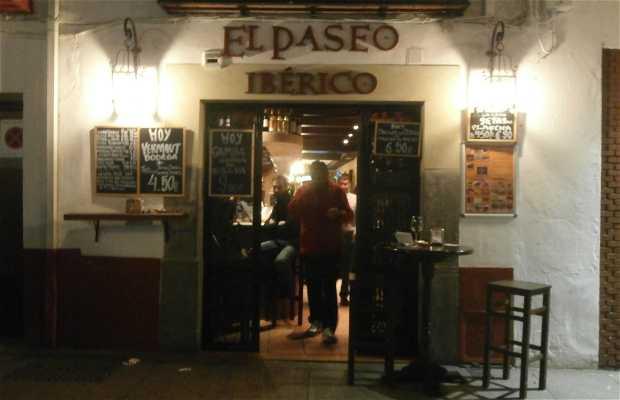 El Paseo Iberico