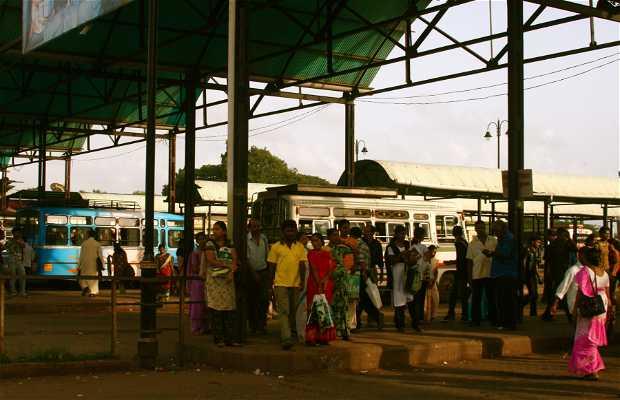 Panjim bus station