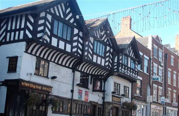 Las casas victorianas y medievales