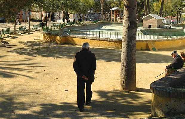 Parco Jurado Lorca di Vélez-Málaga