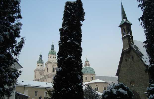 Catacumbas y cementerio de Stiftskirche