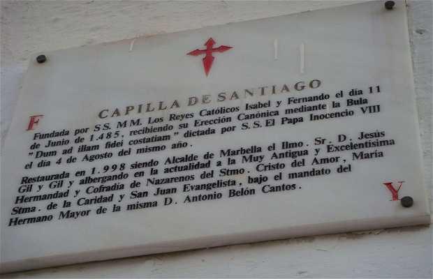 Chapelle de Santiago
