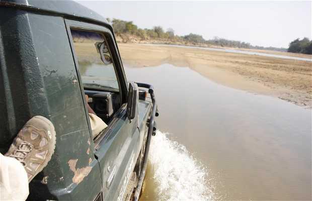 Parque Nacional de Luambe - Valle del Luangwa