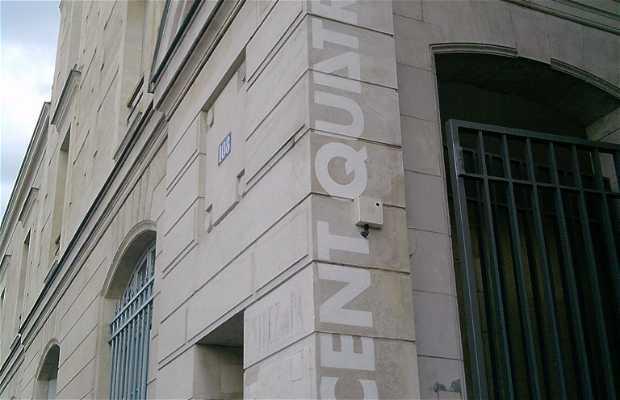 Le Centquatre-Paris - Le 104