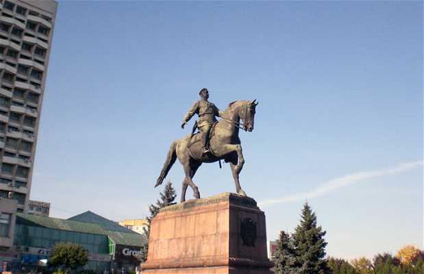 Monumento a Grigorii Kotovski
