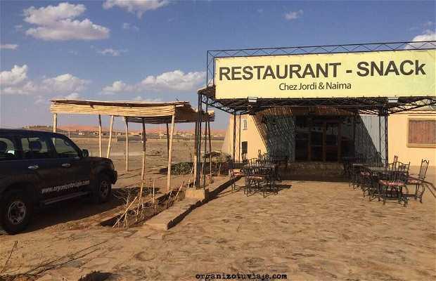Restaurante jordi&naima, merzouga
