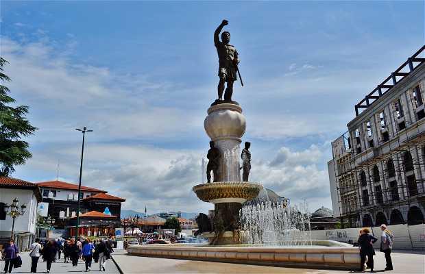Statua di Filippo II