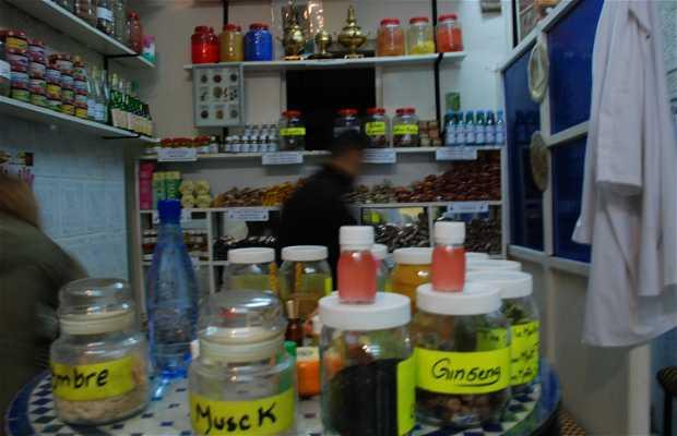 Herboristería Al Kasbah