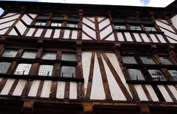 Maison Des Arches (the House of the Archers)