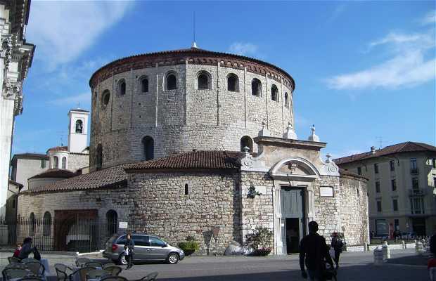 Brescia Old Cathedral (Duomo Vecchio)
