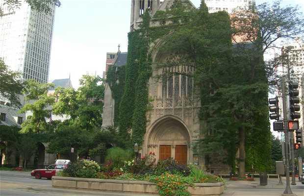 Fourth Presbyterian Church a Chicago