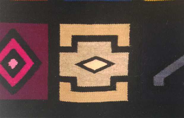 Taller textil de José María Cotacachi