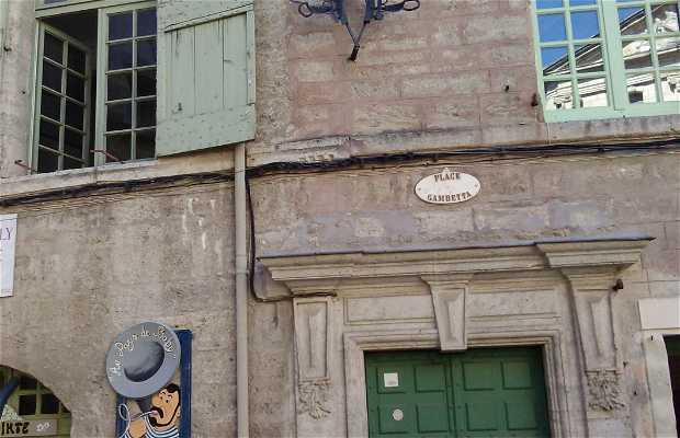 Maison del Barbero Gély