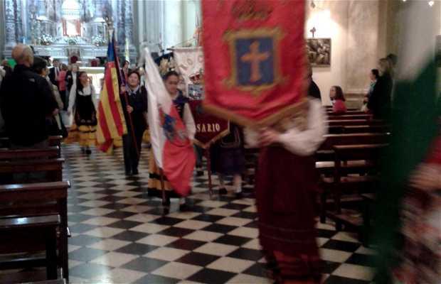 Conmemoración de Nuestra Señora de los Ángeles Patrona de Pollença