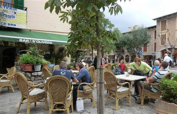 s'Olivera Bar