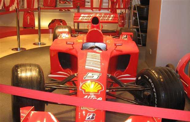 Ferrari Store a Roma