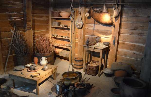 Parc archéologique de Bibracte