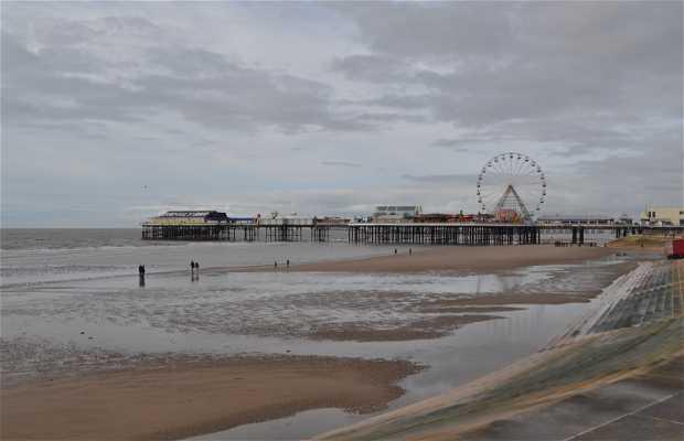 Playa de Blackpool