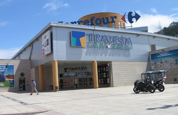 Centre commercial Travesia