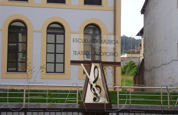 Teatro Auditorio (Escuela de Música)