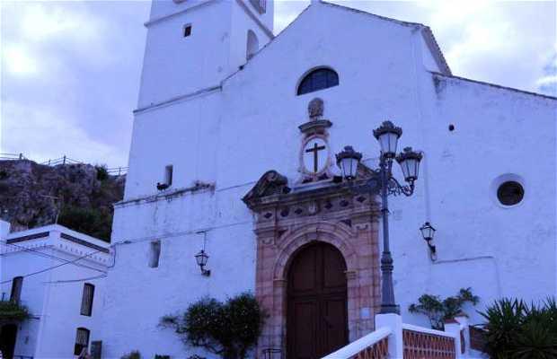 Iglesia Parroquial de Santiago Apóstol. Casarabonela.