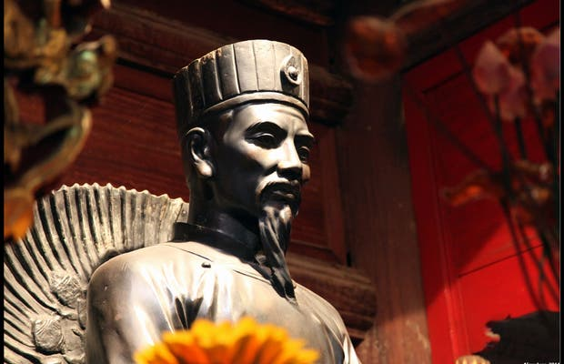 Tempio della letteratura, Vietnam