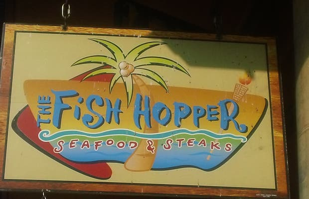 Fish Hopper