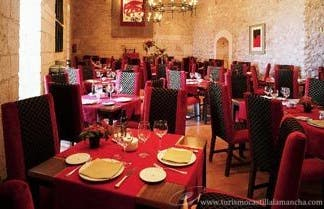 Restaurante Don Juan Manuel (Parador de Alarcón)