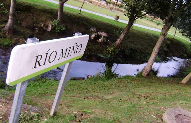 Área Recreativa Profesor Río Barja
