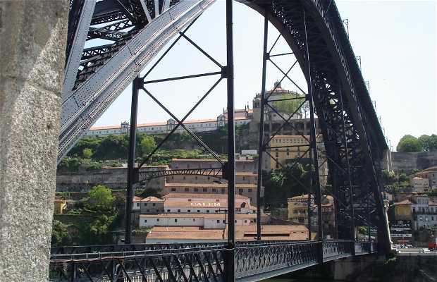 Puentes de la ciudad de Oporto