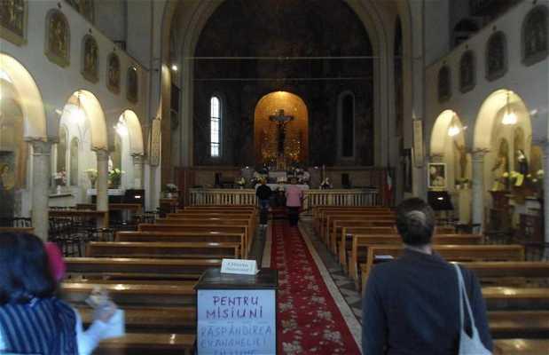 Iglesia Italiana de Bucarest