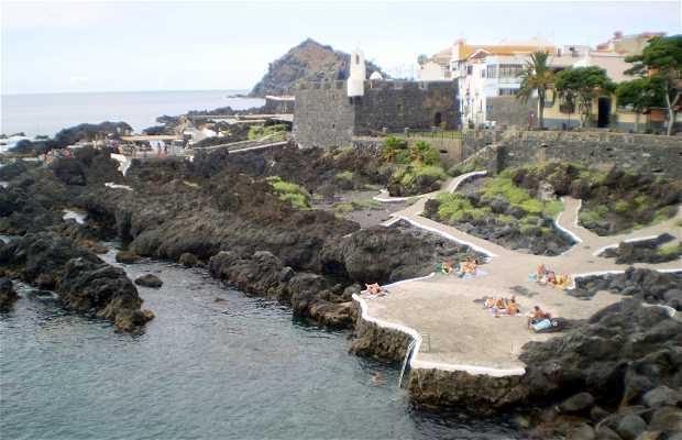 Passeggiata El Caletón a Garachico a Tenerife
