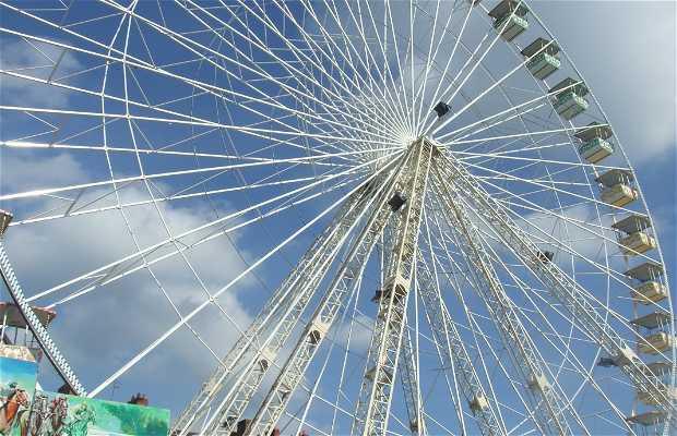 The fair of Nantes