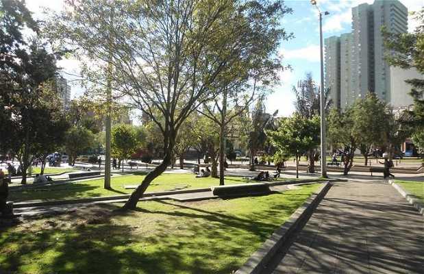 Parque de la Universidad de los Andes