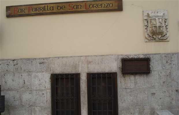 Parrilla de San Lorenzo