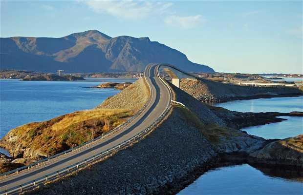 Carretera del Atlántico - Atlanterhavsveien