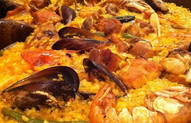 Restaurante El Rincón del Arroz